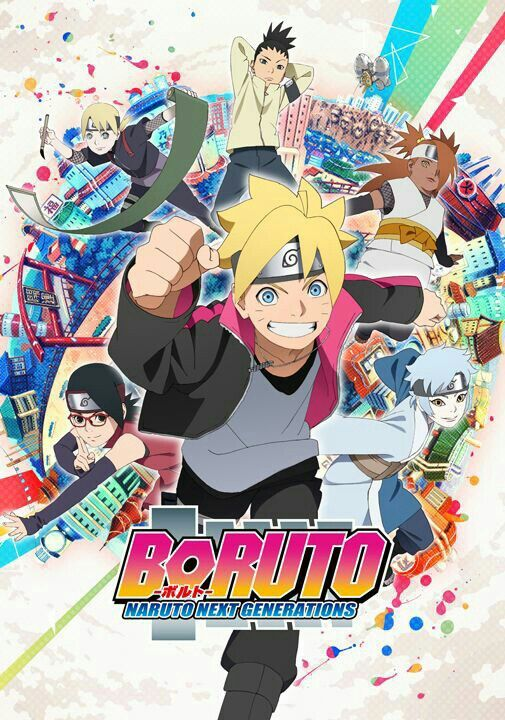 Boruto: Naruto Next Generations Episódio 87