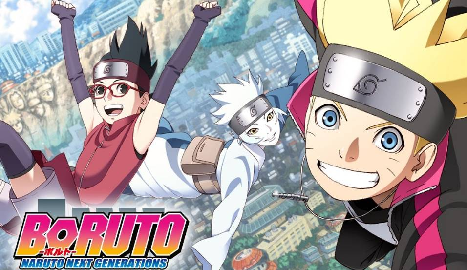 Boruto: Naruto Next Generations Episódio 96