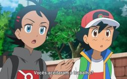 Pokemon (2019) Episódio 61
